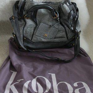 Kooba Pearl Denim Bag NEW with Dustbag!